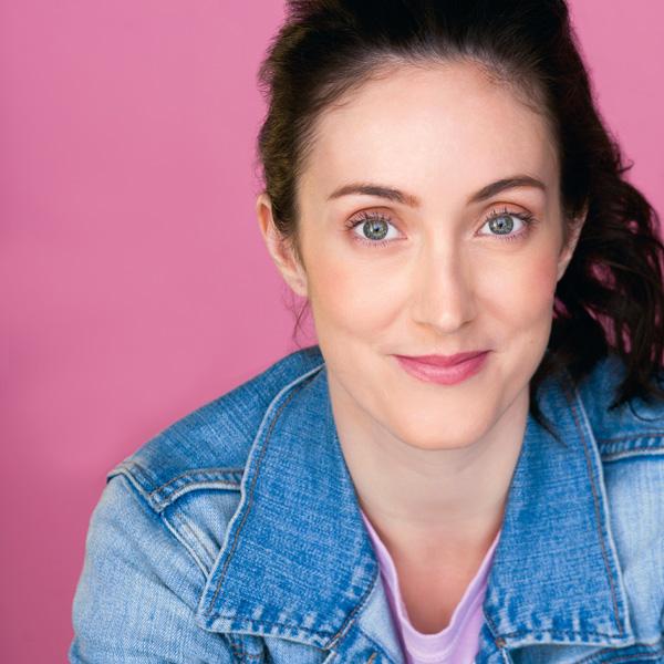 Jess Riley Commercial Best Friend Headshot