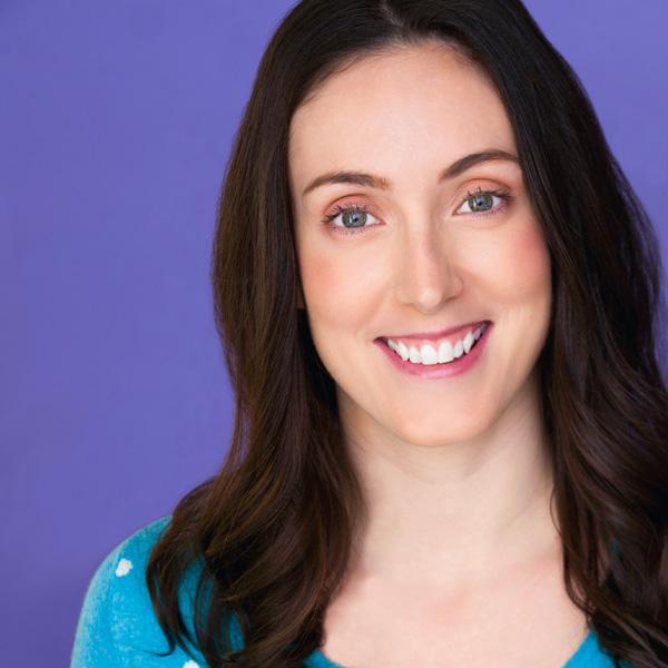 Jess Riley Commercial Headshot