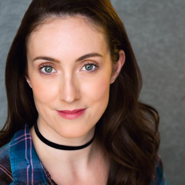 Jess Riley Theatrical Headshot